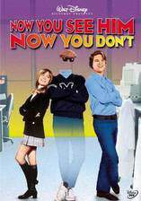 now_you_see_him_now_you_dont movie cover
