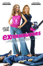 exterminators movie cover