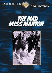 The Mad Miss Manton main cover