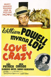 Love Crazy main cover