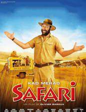 safari movie cover