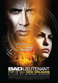 The Bad Lieutenant: Port of Call - New Orleans main cover
