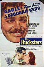 the_hucksters movie cover