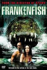 frankenfish movie cover