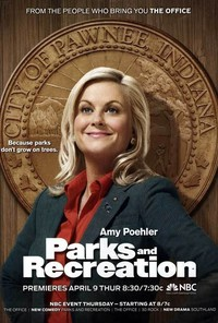 Parks and Recreation movie cover