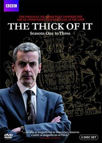 The Thick of It movie cover