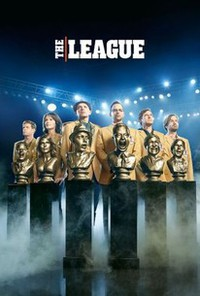 The League movie cover