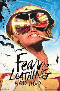 Fear and Loathing in Las Vegas main cover
