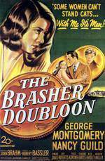 the_brasher_doubloon movie cover