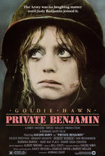 private_benjamin movie cover