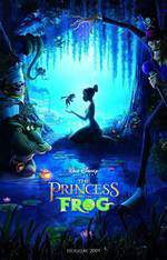 The Princess and the Frog trailer image