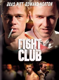 Fight Club main cover