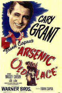 Arsenic and Old Lace main cover