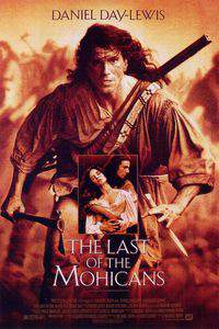 The Last of the Mohicans main cover