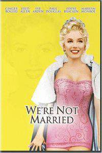 Were Not Married! main cover