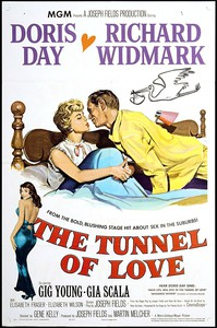 The Tunnel of Love main cover