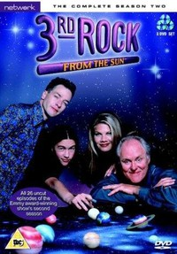 3rd Rock from the Sun movie cover