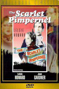 The Scarlet Pimpernel main cover