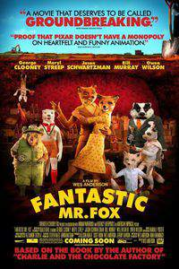 Fantastic Mr. Fox main cover