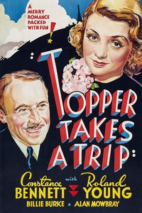 Topper Takes a Trip main cover