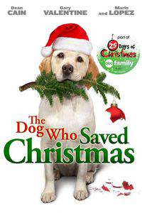 The Dog Who Saved Christmas main cover