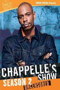 Chappelles Show movie cover