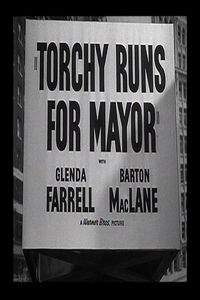 Torchy Runs for Mayor main cover
