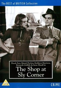 The Shop at Sly Corner main cover