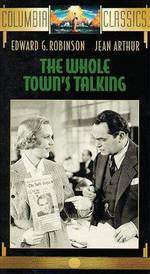 the_whole_towns_talking movie cover