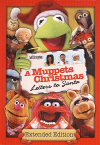 A Muppets Christmas: Letters to Santa main cover