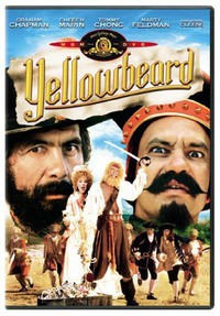 Yellowbeard main cover