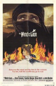 The Wind and the Lion main cover