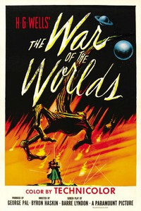 The War of the Worlds main cover