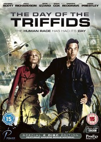 The Day of the Triffids movie cover