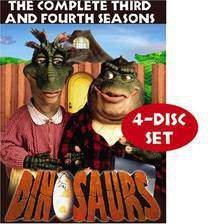 dinosaurs movie cover