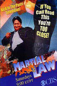 Martial Law movie cover
