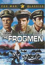 the_frogmen movie cover