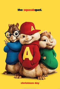 Alvin and the Chipmunks: The Squeakquel main cover
