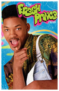 The Fresh Prince of Bel-Air movie cover