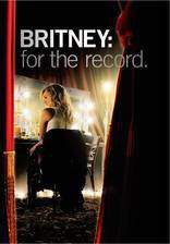 britney_for_the_record movie cover