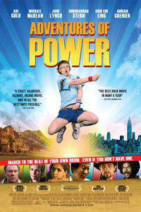 Adventures of Power main cover