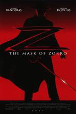 the_mask_of_zorro movie cover