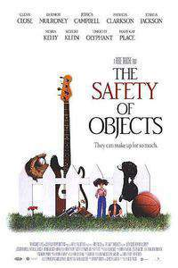 The Safety of Objects main cover