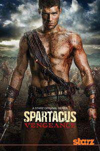 Spartacus: Blood and Sand & Spartacus: Vengeance movie cover