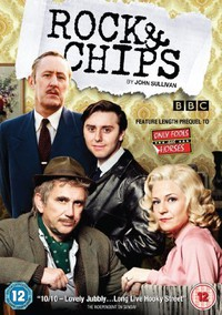 Rock & Chips (Once Upon a Time in Peckham) main cover