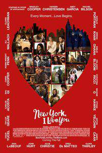 New York, I Love You main cover