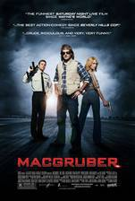 macgruber movie cover