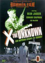 x_the_unknown movie cover