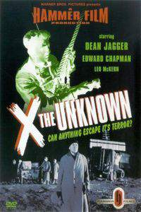 X: The Unknown main cover
