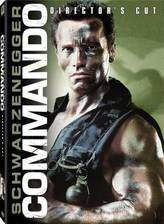 commando movie cover